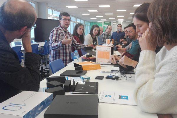 Acer presenta su kit CloudProfessor a escuelas del País Vasco en colaboración con Xenon