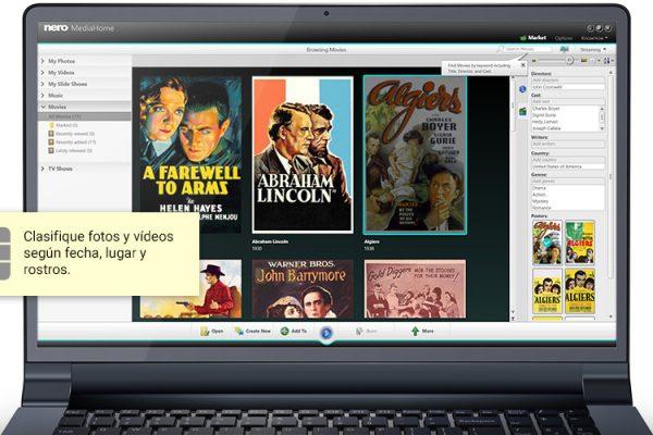 Digitaliza tu salón y ordena y reproduce todo tu contenido con Nero MediaHome y la app gratuita Streaming Player