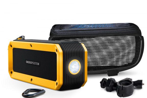 Cinco coloridos gadgets de Energy Sistem para celebrar el Yellow Day, el más feliz del año