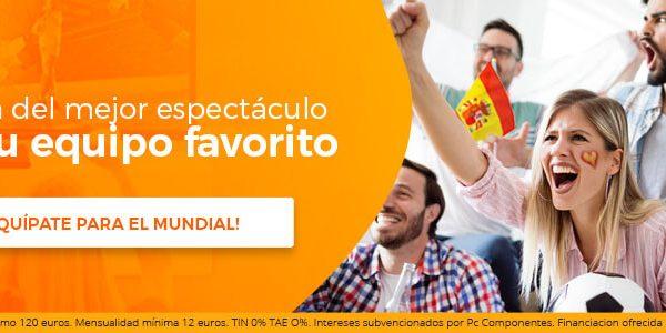 Dos de cada diez españoles aprovecharán el Mundial de Fútbol para cambiar su televisor