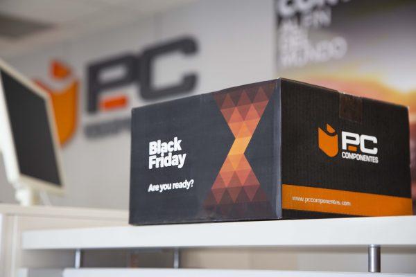 Así se prepara PcComponentes para un Black Friday sin precedentes
