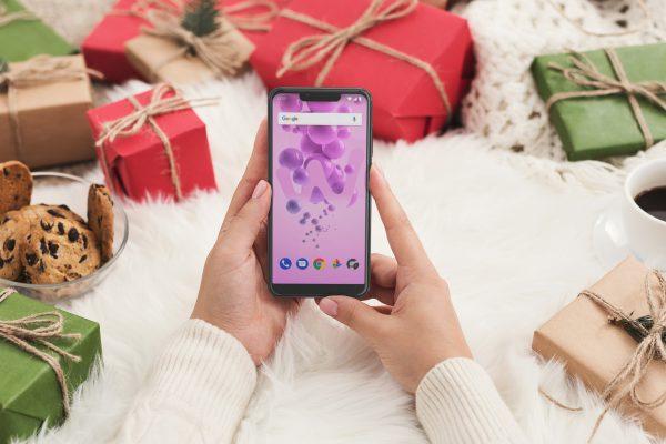 Haz el regalo perfecto de estas navidades con los smartphones panorámicos de Wiko