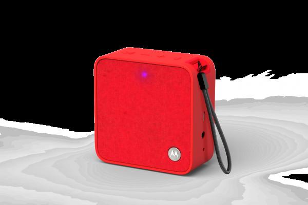 Sonic Boost 210, nuevo altavoz de Motorola compatible con Google Assistant, Siri y Alexa