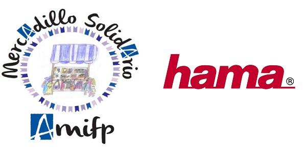 Hama reafirma su compromiso social estas navidades con el mercadillo solidario de la Policía Nacional