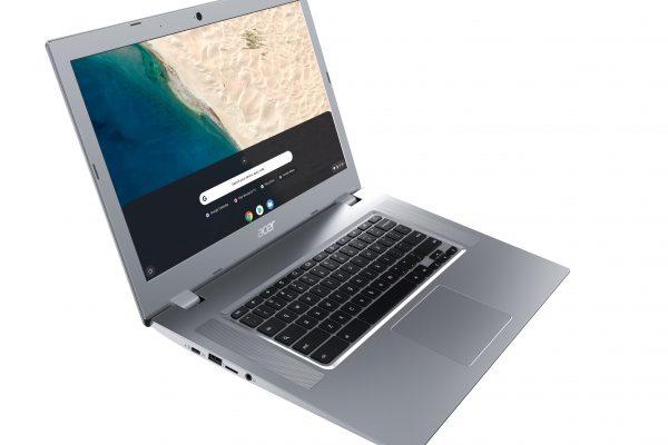 Acer presenta su primer Chromebook equipado con procesadores AMD serie A con tarjeta gráfica Radeon™