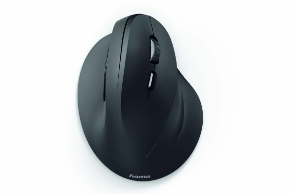 Hama presenta un nuevo modelo de ratón con diseño ergonómico