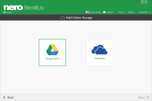 Mantén a salvo tu vida digital con Nero BackItUp 2019, ahora también en la nube