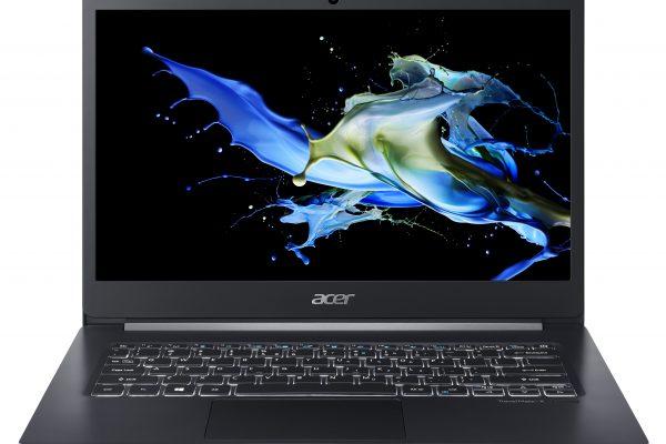 El nuevo TravelMate X514-51 para profesionales es el portátil de Acer más ligero y delgado hasta el momento
