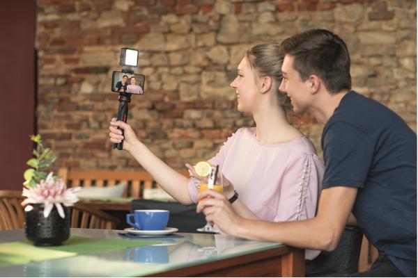 Profesionaliza el contenido de tus redes sociales: Hama presenta tres nuevos accesorios para influencers