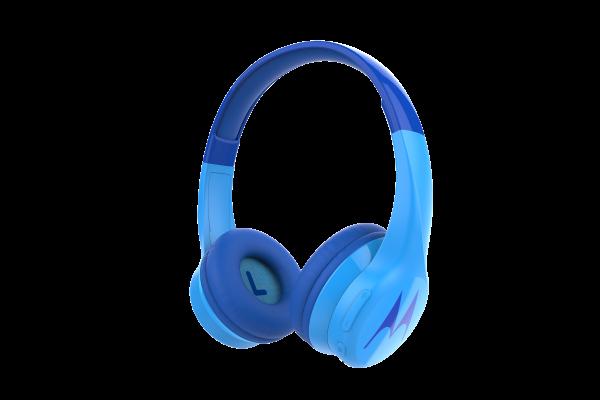 Motorola presenta Squads 300: los auriculares inalámbricos más seguros para los más pequeños